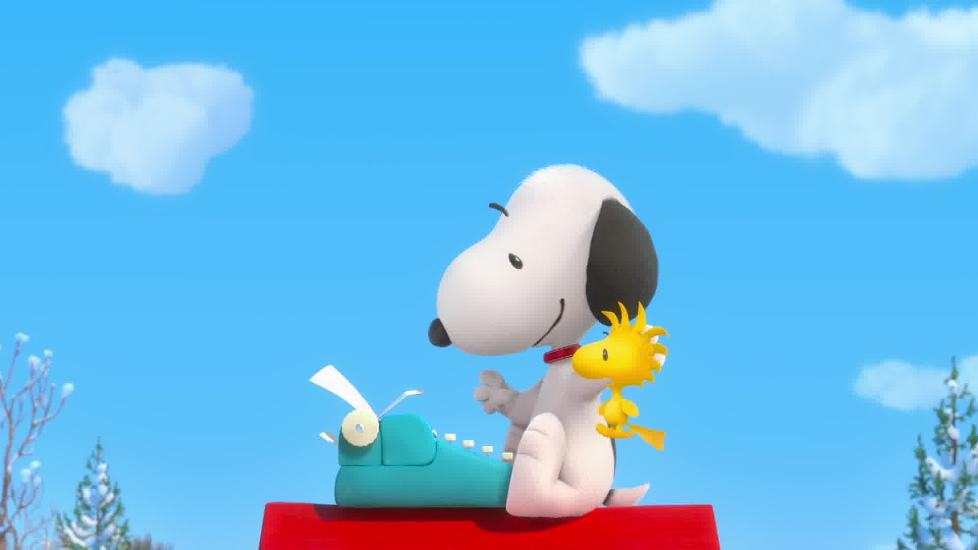 The Peanuts Movie   From Sketch to Screen [HD]   FOX Family